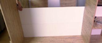 Задняя стенка шкафа-купе, нужна ли и из чего сделать