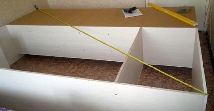 задняя стенка в шкафах-купе