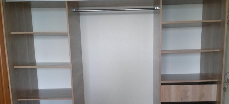 Как распланировать шкаф-купе правильно