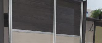 Ламинированное ДСП для шкафа-купе, нюансы выбора для корпуса и дверей