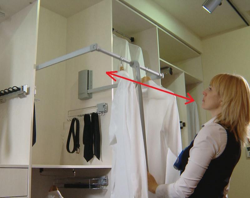 как выбрать пантограф для шкафа-купе