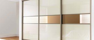 Двери в шкаф-купе лакобель – что это за материал и как за ним ухаживать