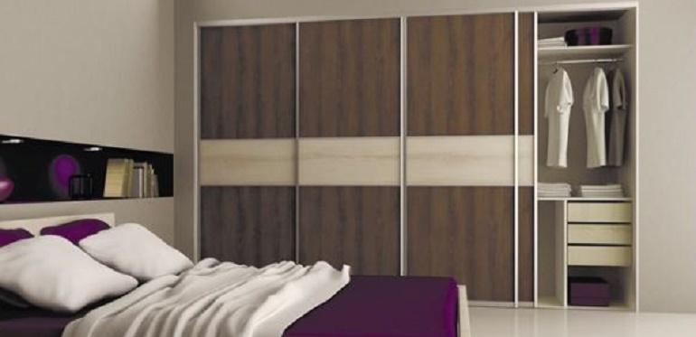 Как правильно спроектировать размеры шкафа-купе в спальню